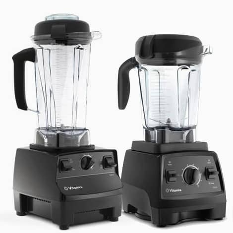 Vitamix 5200 and 7500