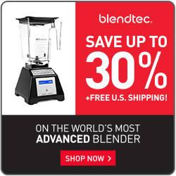 Blendtec Free Shipping